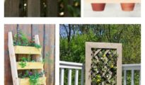 14 DIY Vertical Gardens You'll Want to Copy Right Now!