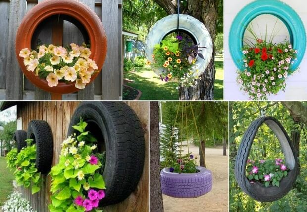 10 DIY Garden Ideas You'll Love