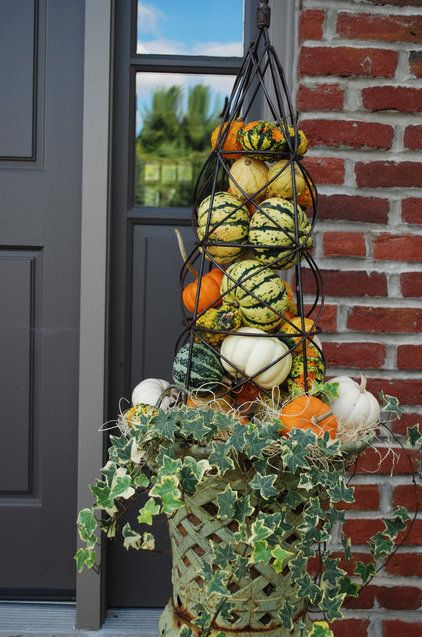 fall container ideas 13