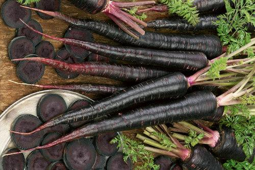 black nebula carrots